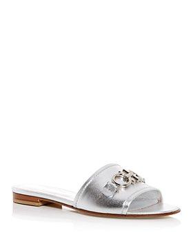 Salvatore Ferragamo - Women's Rhodes Slide Sandals