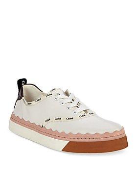 Chloé - Women's Lauren Low Top Sneakers