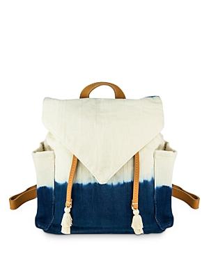 Mercado Global Angelica Canvas Backpack