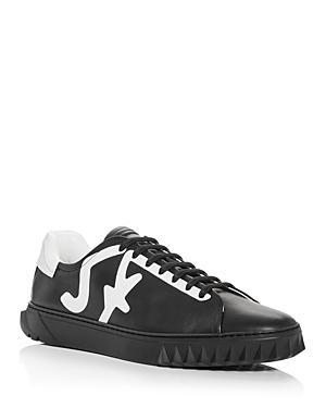 Salvatore Ferragamo Men's Nephin Low Top Sneakers