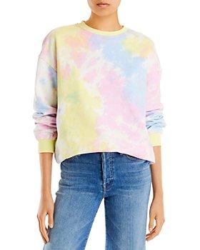 AQUA - Tie Dyed Sweatshirt - 100% Exclusive