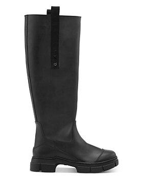 GANNI - Women's Country Rain Boots