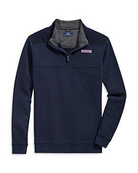 Vineyard Vines - Collegiate Shep Quarter Zip Sweater
