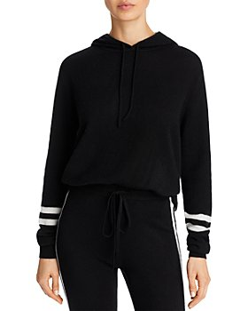 AQUA - Athletic Stripe Hoodie - 100% Exclusive