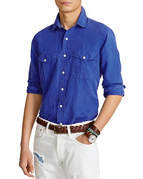 Polo Ralph Lauren - Washed Classic Fit Button Down Shirt