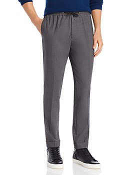 Paul Smith - Wool Blend Stretch Drawstring Trousers