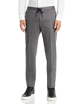 BOSS Hugo Boss - Banks Birdseye Jersey Slim Fit Drawstring Pants