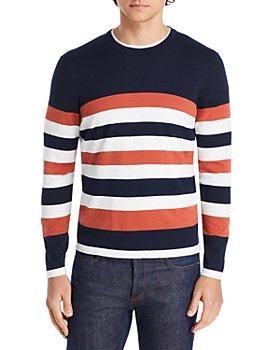 Michael Kors - Colorblocked Striped Sweater