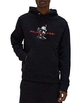 Helmut Lang - Men's Figure Logo Hoodie