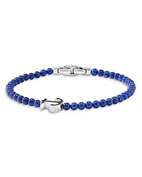 David Yurman - Spiritual Beads Anchor Bracelet with Lapis