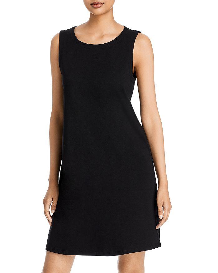 Eileen Fisher - Sleeveless Tank Dress