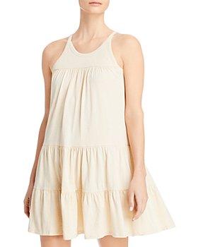 Sundry - Tiered Mini Dress
