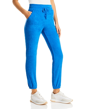 Fine Terrycloth Pocket Sweatpants