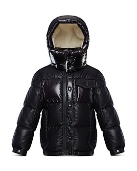 Moncler - Unisex Demir Mixed Media Puffer Jacket - Big Kid