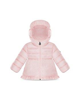 Moncler - Girls' Odile Ruffled Down Coat - Baby