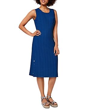 Hilary Ribbed Sheath Dress