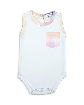 Noomie - Girls' Rainbow Bodysuit & Shorts Set - Baby