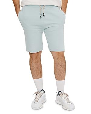 Eleven Paris Cotton Regular Fit Jogger Shorts