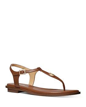 MICHAEL Michael Kors - Women's Mallory Thong T Strap Sandals
