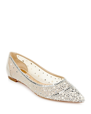 Women's Babette Pointed Embellished Flats