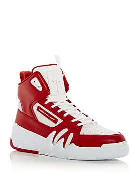 Giuseppe Zanotti - Men's Birel Talon High Top Sneakers