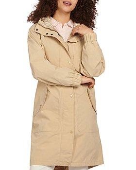 Barbour - Greylag Hooded Raincoat