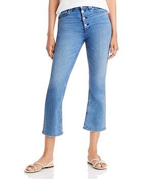 rag & bone - Nina Ankle Flare Jeans in Brighton