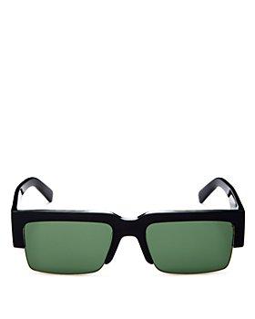 Salvatore Ferragamo - Men's Rimless Square Sunglasses, 56mm