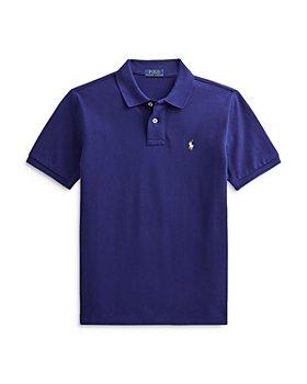 Ralph Lauren - Boys' Classic Mesh Polo Shirt - Little Kid, Big Kid