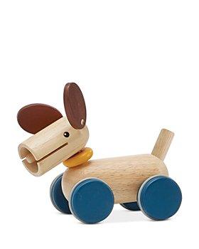 Plan Toys - Push n' Pull Puppy