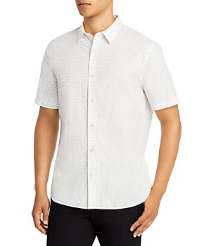 Vince - Slim Fit Micro Print Shirt (57% off) - Comparable value $185