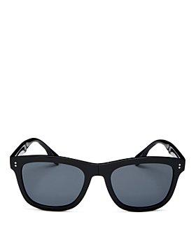 Burberry - Men's Polarized Square Sunglasses, 55mm