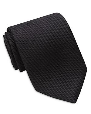 Corded Weave Silk Tie