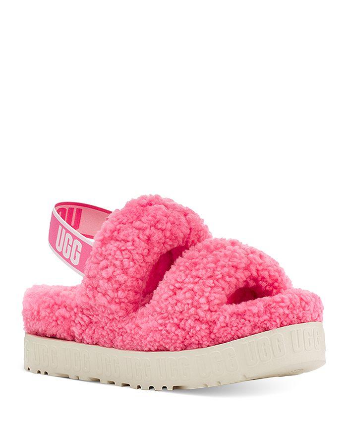 UGG® - Women's Oh Fluffita Slingback Sandals