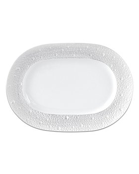 Bernardaud - Ecume Perle Relish Dish