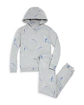 Joe's Jeans - Boys' Splatter Print Hoodie & Jogger Pants, Little Kid, Big Kid - 100% Exclusive