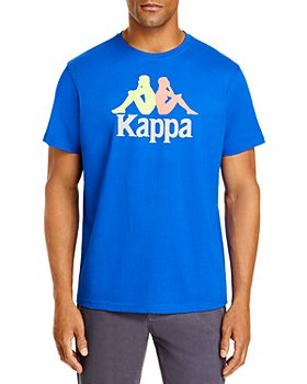 KAPPA - Authentic Estessi Cotton Logo Graphic Tee