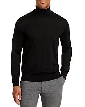 Z Zegna - Extra Fine Merino High Neck Sweater