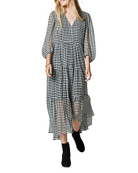 Joie - Tobey Printed Tiered Dress