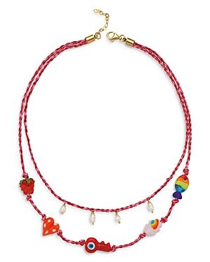 Dream Cord Necklace