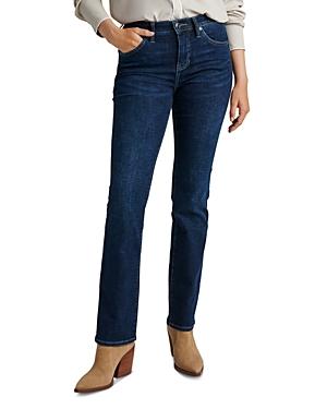 Eloise Bootcut Jeans in Night Breeze