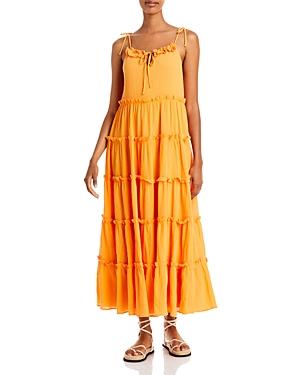 Charlie Holiday Senorita Trapeze Maxi Dress