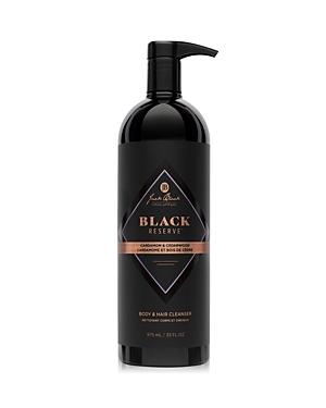 Black Reserve Body & Hair Cleanser 33 oz.