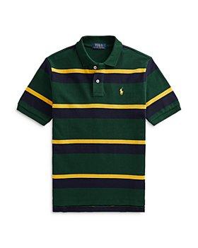 Ralph Lauren - Boys' Striped Polo Shirt - Little Kid, Big Kid