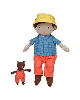 Manhattan Toy - Playdate Friends Alex Soft Washable Doll - Ages 0+