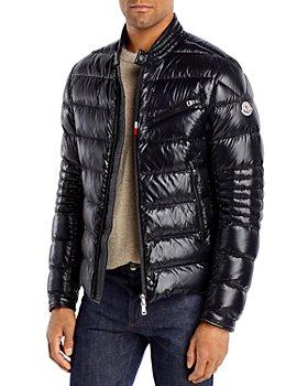 Moncler - Baunard Down Biker Jacket