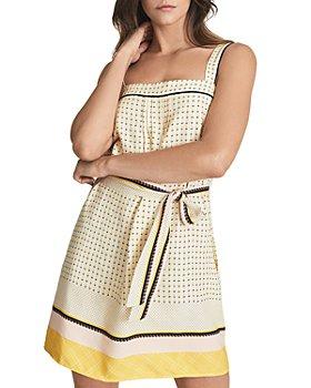 REISS - Becca Belted Dress