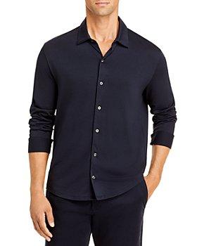 Vince - Slim Fit Pima Shirt