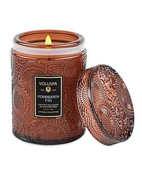 Voluspa - Forbidden Fig Small Jar Candle 5.5 oz.