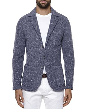 Eleventy - Tweed Knitted Sweater Jacket